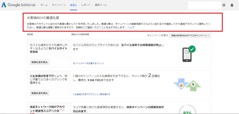 Googleアドワーズ広告
